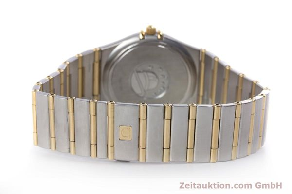 Used luxury watch Omega Constellation steel / gold quartz Kal. 1532  | 152888 11