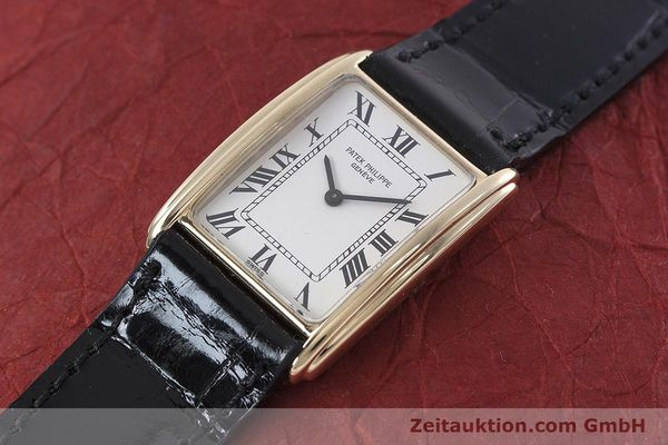 Used luxury watch Patek Philippe * 18 ct gold manual winding Kal. 16-250 Ref. 4268  | 152906 01