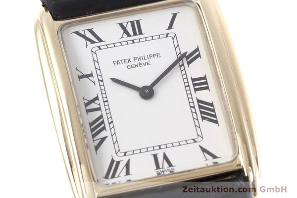 Used luxury watch Patek Philippe * 18 ct gold manual winding Kal. 16-250 Ref. 4268  | 152906 02