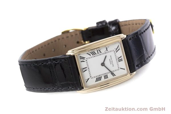 Used luxury watch Patek Philippe * 18 ct gold manual winding Kal. 16-250 Ref. 4268  | 152906 03