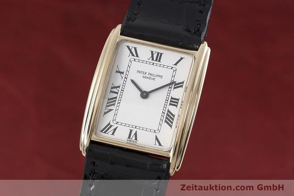 Used luxury watch Patek Philippe * 18 ct gold manual winding Kal. 16-250 Ref. 4268  | 152906 04