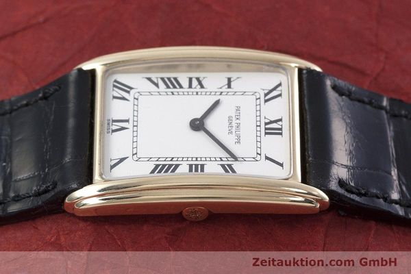 Used luxury watch Patek Philippe * 18 ct gold manual winding Kal. 16-250 Ref. 4268  | 152906 05
