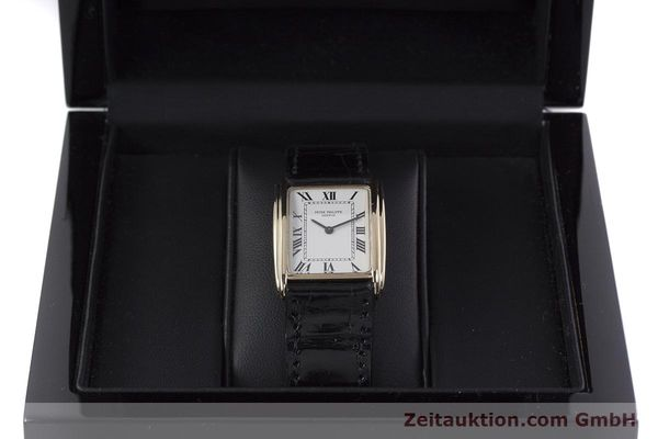Used luxury watch Patek Philippe * 18 ct gold manual winding Kal. 16-250 Ref. 4268  | 152906 07