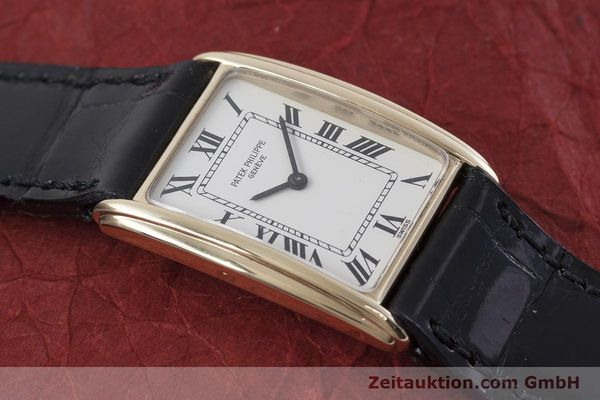 Used luxury watch Patek Philippe * 18 ct gold manual winding Kal. 16-250 Ref. 4268  | 152906 13