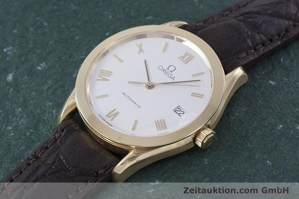 Used luxury watch Omega * 18 ct gold automatic Kal. 1108 ETA 2892A2 Ref. 36012000  | 152909 01