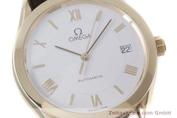 Used luxury watch Omega * 18 ct gold automatic Kal. 1108 ETA 2892A2 Ref. 36012000  | 152909 02