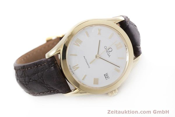 Used luxury watch Omega * 18 ct gold automatic Kal. 1108 ETA 2892A2 Ref. 36012000  | 152909 03