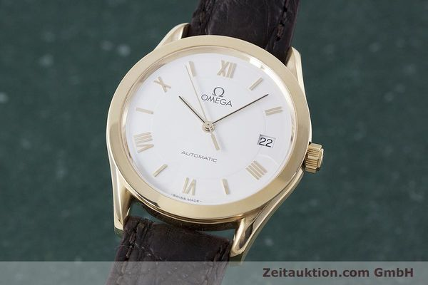Used luxury watch Omega * 18 ct gold automatic Kal. 1108 ETA 2892A2 Ref. 36012000  | 152909 04