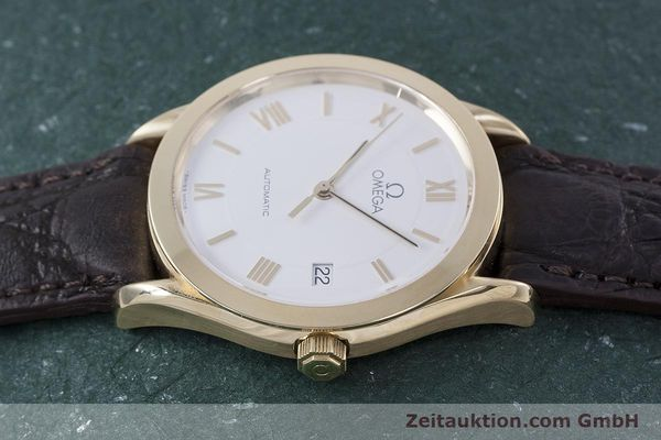 Used luxury watch Omega * 18 ct gold automatic Kal. 1108 ETA 2892A2 Ref. 36012000  | 152909 05