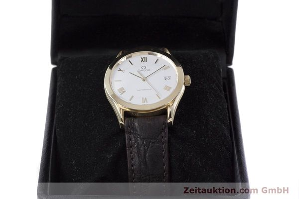 Used luxury watch Omega * 18 ct gold automatic Kal. 1108 ETA 2892A2 Ref. 36012000  | 152909 07