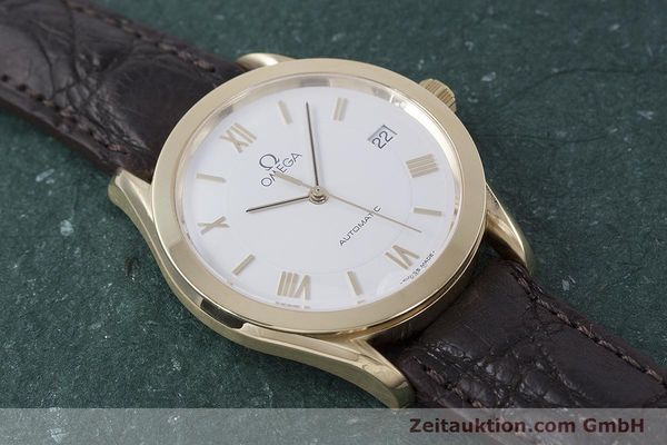 Used luxury watch Omega * 18 ct gold automatic Kal. 1108 ETA 2892A2 Ref. 36012000  | 152909 15