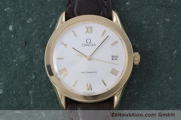 Used luxury watch Omega * 18 ct gold automatic Kal. 1108 ETA 2892A2 Ref. 36012000  | 152909 16