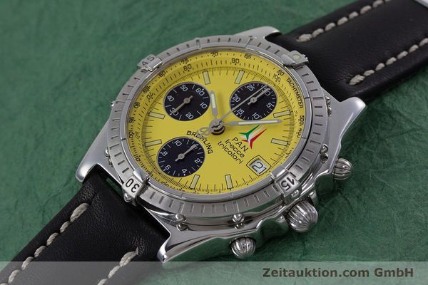 Used luxury watch Breitling Chronomat chronograph steel automatic Kal. B13 ETA 7750 Ref. A13050.1  | 152910 01