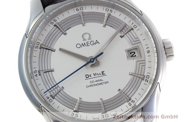Used luxury watch Omega De Ville steel automatic Kal. 8500A Ref. 431.33.41.21.02.001  | 152921 02