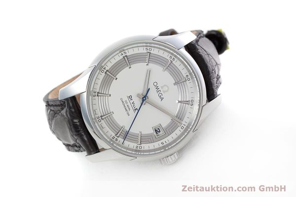 Used luxury watch Omega De Ville steel automatic Kal. 8500A Ref. 431.33.41.21.02.001  | 152921 03
