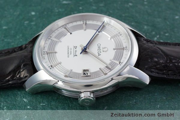 Used luxury watch Omega De Ville steel automatic Kal. 8500A Ref. 431.33.41.21.02.001  | 152921 05