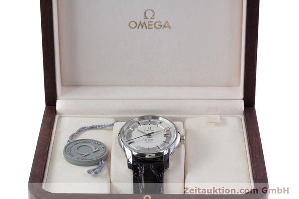 Used luxury watch Omega De Ville steel automatic Kal. 8500A Ref. 431.33.41.21.02.001  | 152921 07