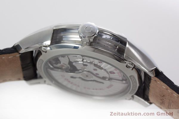 Used luxury watch Omega De Ville steel automatic Kal. 8500A Ref. 431.33.41.21.02.001  | 152921 09