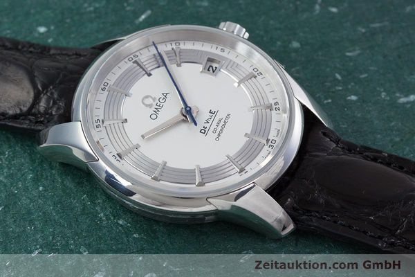 Used luxury watch Omega De Ville steel automatic Kal. 8500A Ref. 431.33.41.21.02.001  | 152921 16