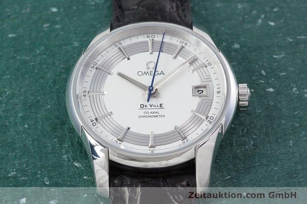 Used luxury watch Omega De Ville steel automatic Kal. 8500A Ref. 431.33.41.21.02.001  | 152921 17