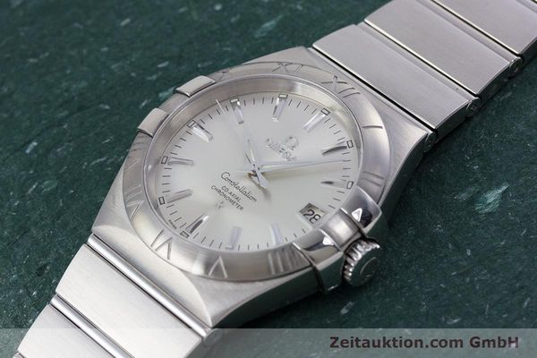 Used luxury watch Omega Constellation steel automatic Kal. 2500C  | 152936 01