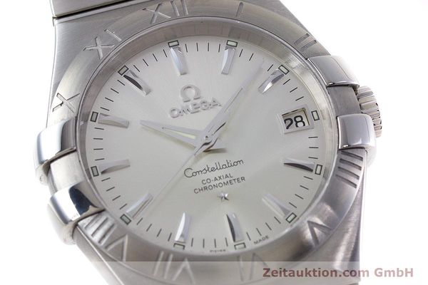 Used luxury watch Omega Constellation steel automatic Kal. 2500C  | 152936 02