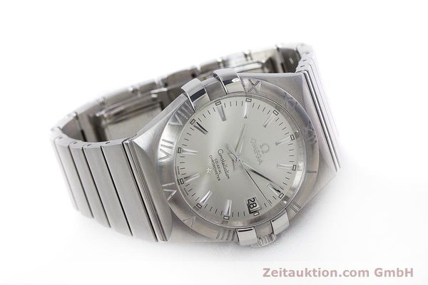 Used luxury watch Omega Constellation steel automatic Kal. 2500C  | 152936 03