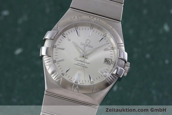 Used luxury watch Omega Constellation steel automatic Kal. 2500C  | 152936 04