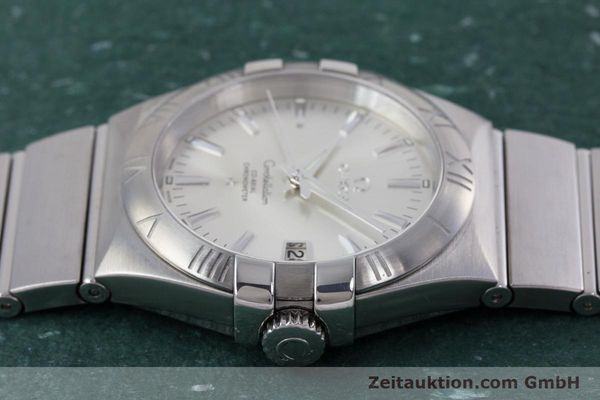 Used luxury watch Omega Constellation steel automatic Kal. 2500C  | 152936 05