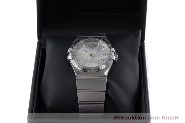 Used luxury watch Omega Constellation steel automatic Kal. 2500C  | 152936 07