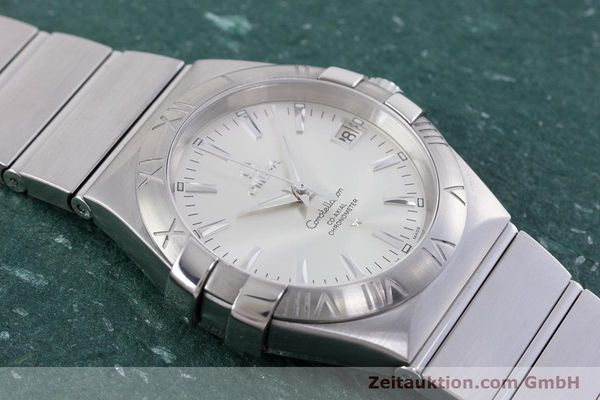 Used luxury watch Omega Constellation steel automatic Kal. 2500C  | 152936 15