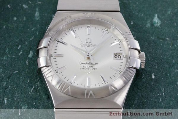 Used luxury watch Omega Constellation steel automatic Kal. 2500C  | 152936 16