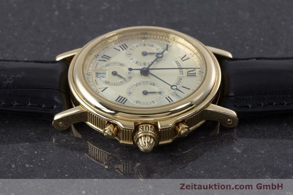 Used luxury watch Breguet Marine chronograph 18 ct gold automatic Kal. 576 Ref. 833C  | 152941 05