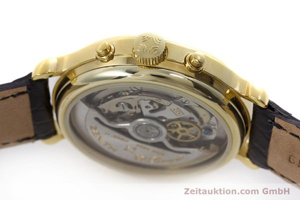 Used luxury watch Zenith Elprimero chronograph gold-plated automatic Kal. 400 Ref. 20.0020.400  | 152954 08