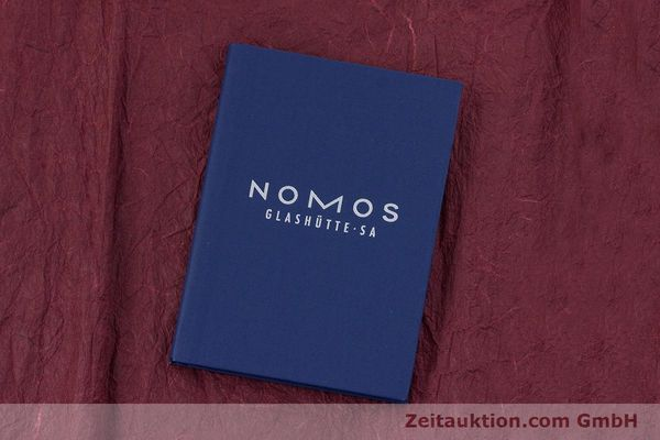 Used luxury watch Nomos Tangente steel manual winding Kal. ETA 7001  | 152955 12