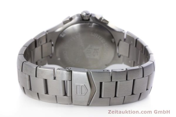 Used luxury watch Tag Heuer Kirium chronograph steel quartz Kal. ETA E20.321 Ref. CL111A  | 152982 11