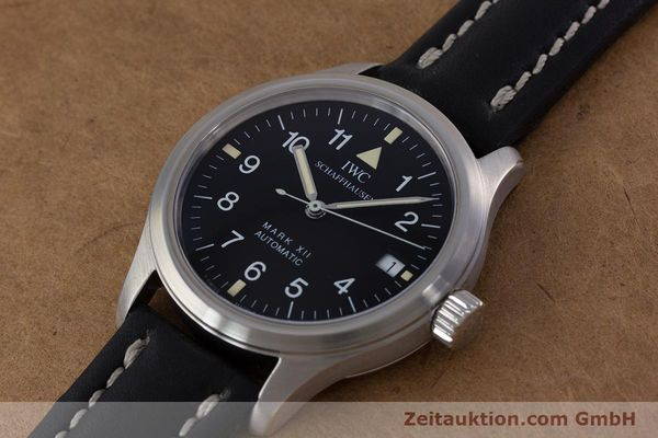 Used luxury watch IWC Mark XII steel automatic Kal. 884/2 Ref. 3241  | 153004 01