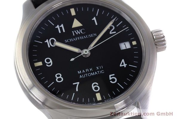 Used luxury watch IWC Mark XII steel automatic Kal. 884/2 Ref. 3241  | 153004 02
