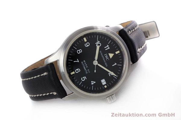 Used luxury watch IWC Mark XII steel automatic Kal. 884/2 Ref. 3241  | 153004 03