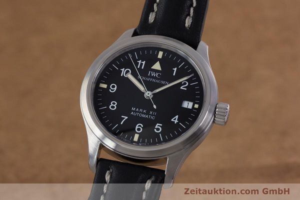 Used luxury watch IWC Mark XII steel automatic Kal. 884/2 Ref. 3241  | 153004 04