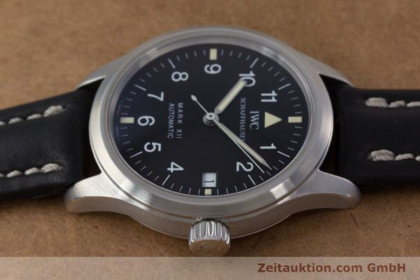 Used luxury watch IWC Mark XII steel automatic Kal. 884/2 Ref. 3241  | 153004 05