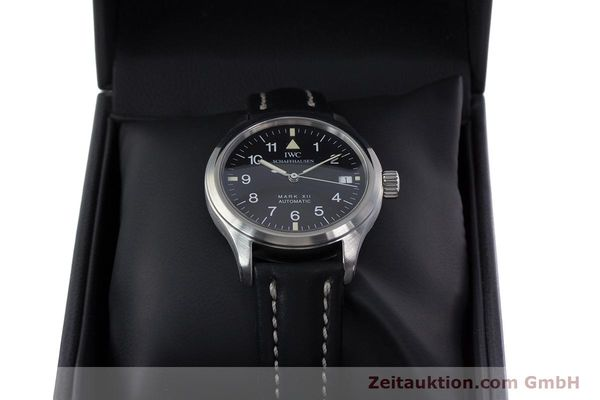 Used luxury watch IWC Mark XII steel automatic Kal. 884/2 Ref. 3241  | 153004 07