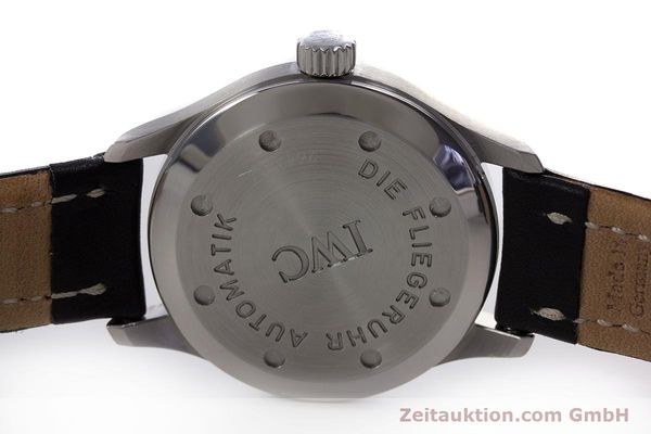 Used luxury watch IWC Mark XII steel automatic Kal. 884/2 Ref. 3241  | 153004 08