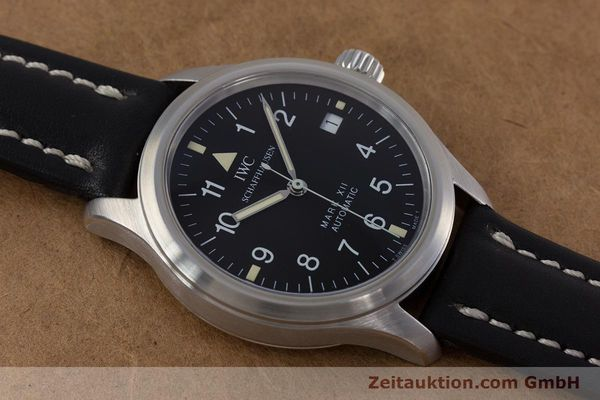 Used luxury watch IWC Mark XII steel automatic Kal. 884/2 Ref. 3241  | 153004 15
