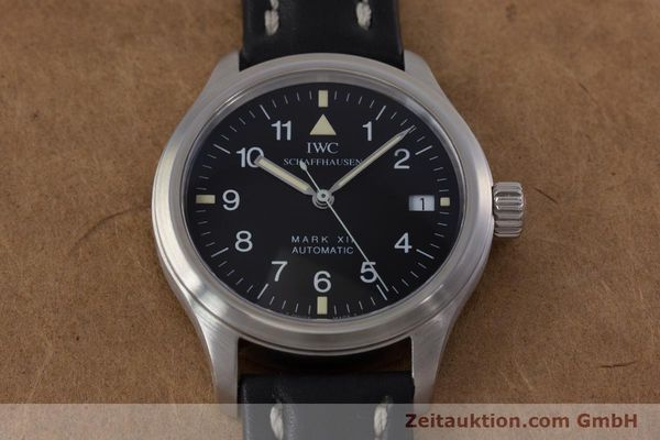 Used luxury watch IWC Mark XII steel automatic Kal. 884/2 Ref. 3241  | 153004 16