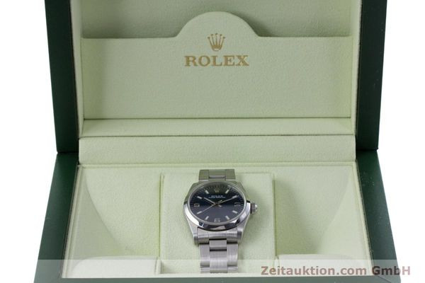 Used luxury watch Rolex Oyster Perpetual steel automatic Kal. 2230 Ref. 77080  | 153005 07