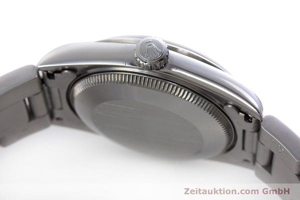 Used luxury watch Rolex Oyster Perpetual steel automatic Kal. 2230 Ref. 77080  | 153005 11