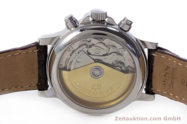 Used luxury watch Glashütte * chronograph steel / gold automatic Kal. ETA 7750  | 153008 09