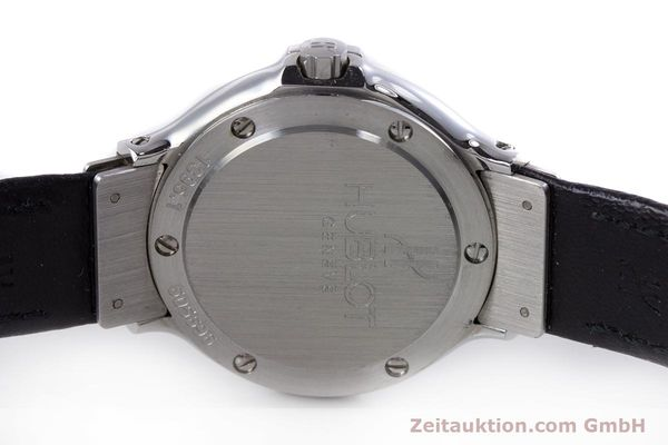 Used luxury watch Hublot Classic steel quartz Kal. ETA 956.112 Ref. 1395.1  | 153013 09