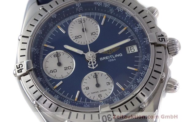 Used luxury watch Breitling Chronomat chronograph steel automatic Kal. B13 ETA 7750 Ref. A13048  | 153018 02